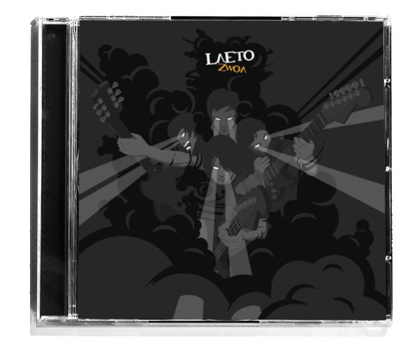 Laeto Zwoa Album cover case front