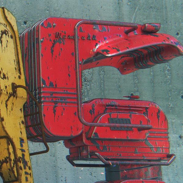 dieselpunk artdeco 3dtypography old Classic cinema4d octane new year