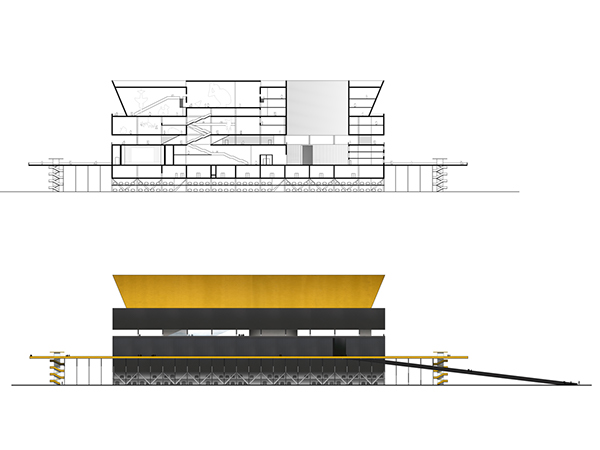 Competition museum Moscow Russia gold