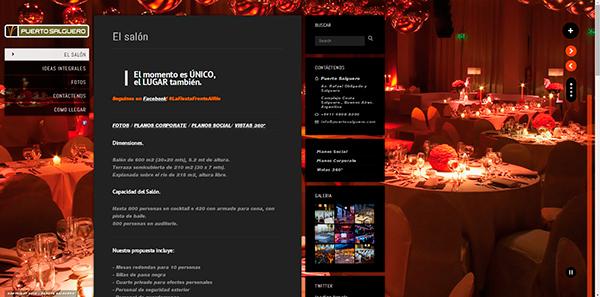 wordpress design Web