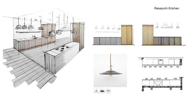 Victorian house refurbishment on behance for 3d drawing kitchen