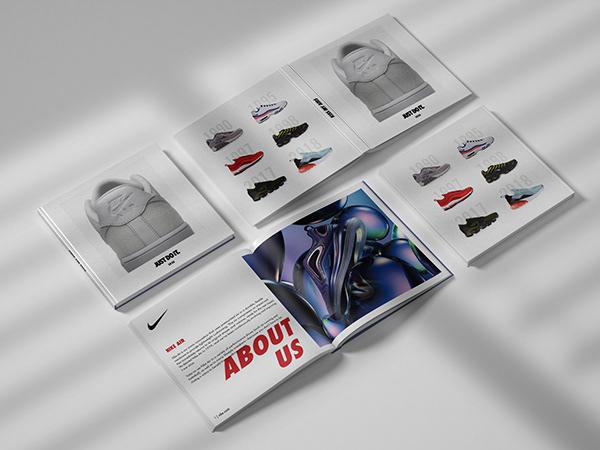 Nike Concept Catalogue
