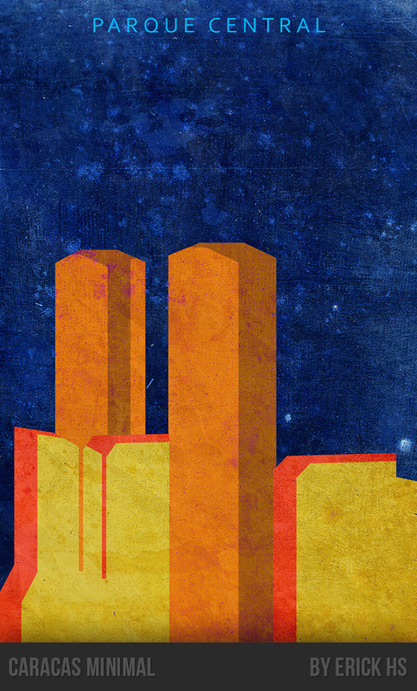 Caracas minimal on behance for Minimal art venezuela