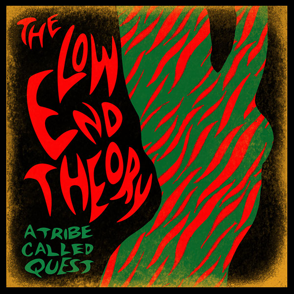 Low End Theory Album Art - My Own Email