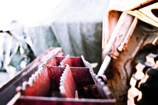open heart arms smile breakfast machine engine sea iron tenderness mechanics
