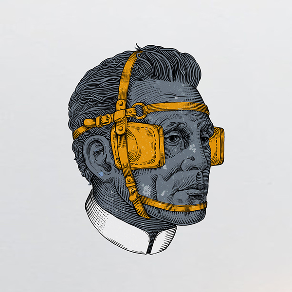 Valentin Leonida - Heads | No.4 Concentration