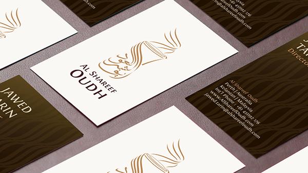 Select arabic calligraphy identities on pratt portfolios