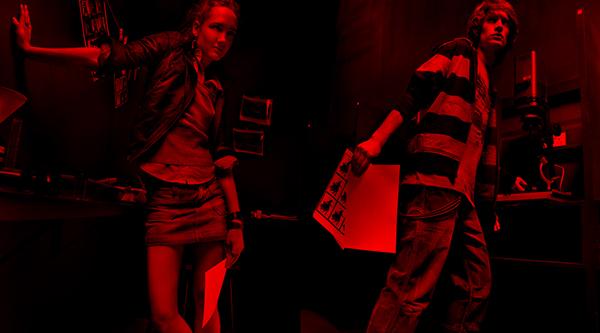 levis Red Tab darkroom jeans
