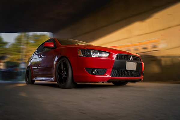Automotive | stunt photography.