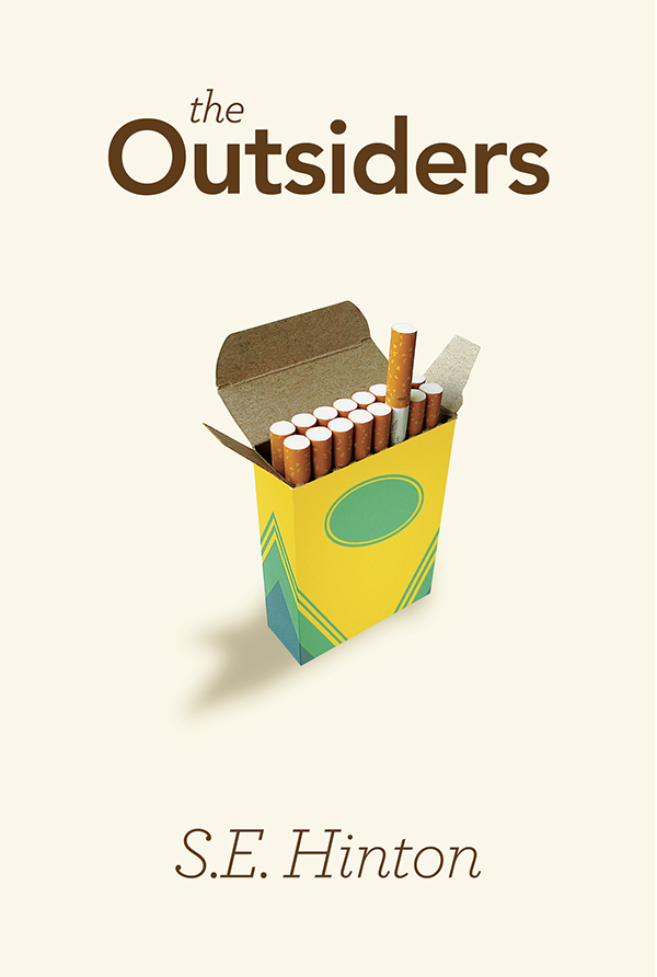 outsiders book report 15 discussion posts stephen said: no one in the book uses the term outsiders to describe the greasers or the socs ponyboy, darry and sodapop all ha.