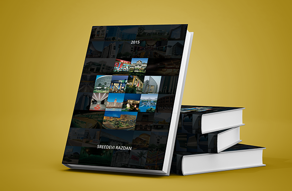 Diary Book Cover Design : Corporate diary cover design on behance