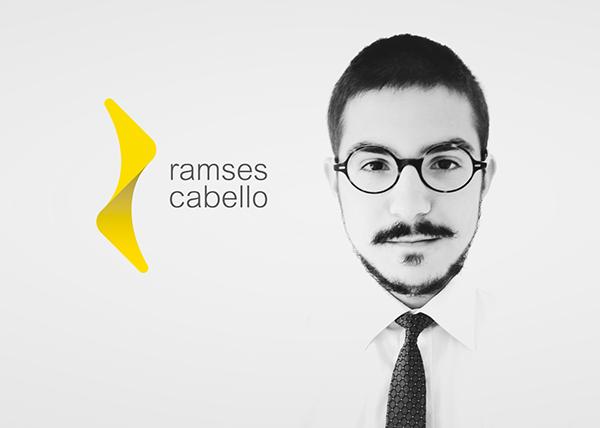 personal branding brand ramses cabello identity Identidad Corporativa marca