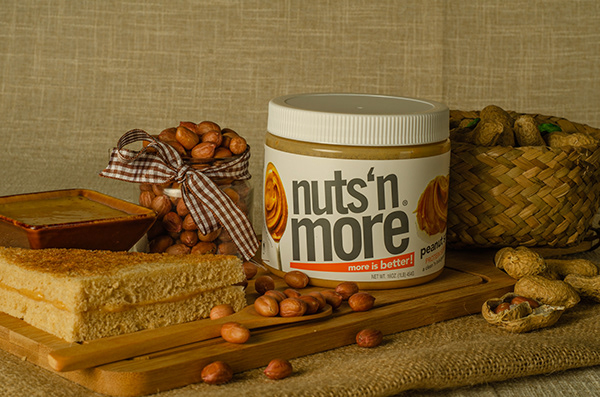 NUTS 'N MORE PRODUCT PHOTOGRAPHY