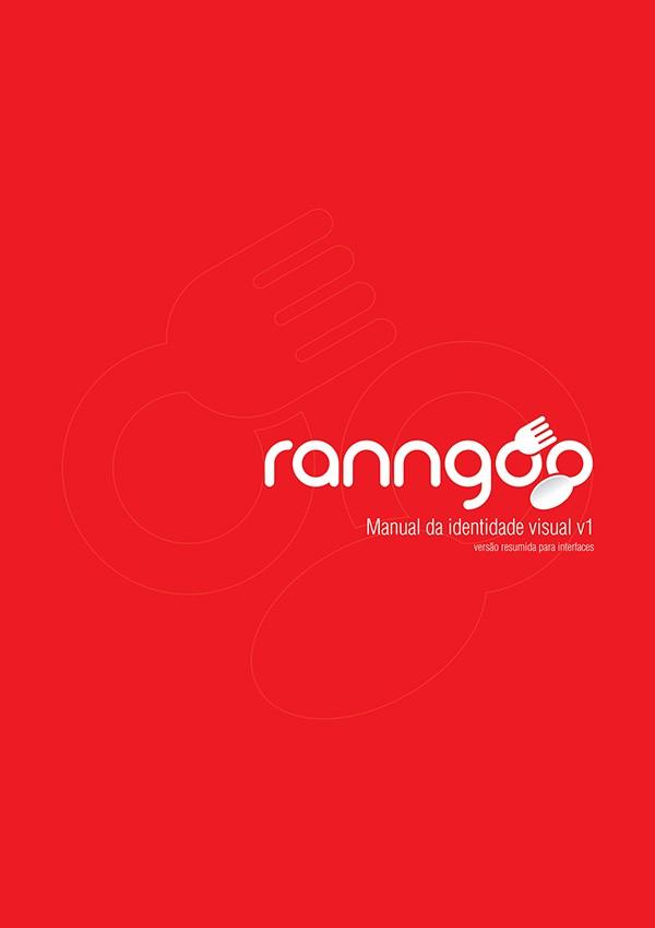 ranngoo,alimentação,Fast food,Food ,techonology,tecnologia,cascavel,Parana,Brazil,Brasil,Identity Visual,identidade visual,logo,Logotipo