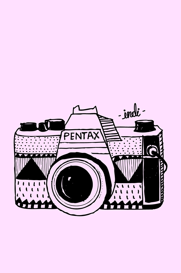 VINTAGE CAMERAS (wallpapers for iPhone or iPod) on Behance