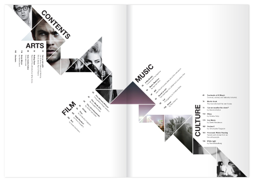 kaleid arts  u0026 culture magazine on behance