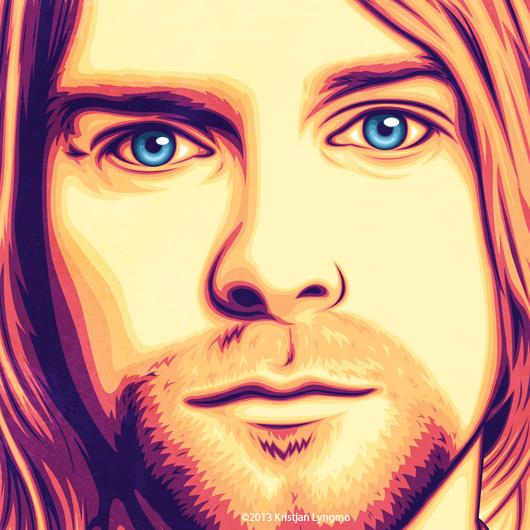 Detail Kurt Cobain 1967