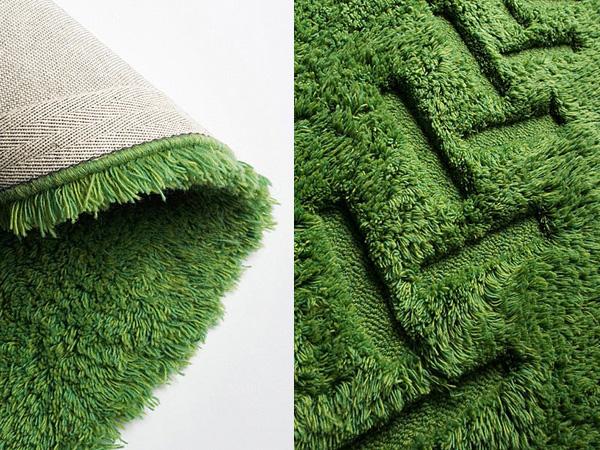 John Deere Rug jd grass rug on behance