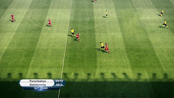 football soccer match Ident sports game play graphics Turkey Ziraat cup league brand rebranding visual
