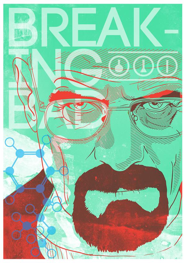 breaking bad bryan cranston meth tv show fanart heisenberg walter white AMC