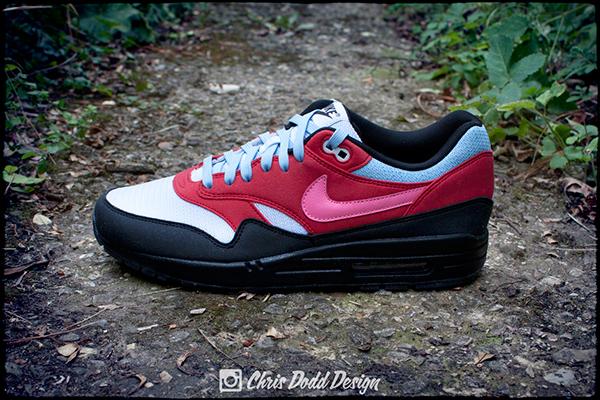 Nike Air Max 95 x Parra Running Man | Niwreig | Flickr