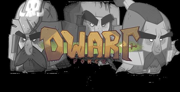 DWARF FORCE  by Daniel Romero - WithoutBrain