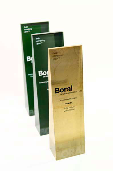 Boral Corporate Awards on Behance