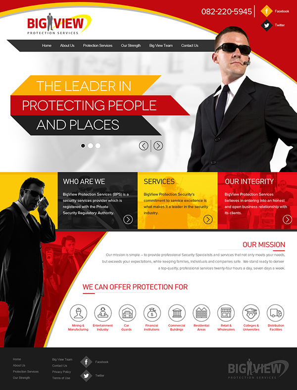 security bodyguard Vip safety
