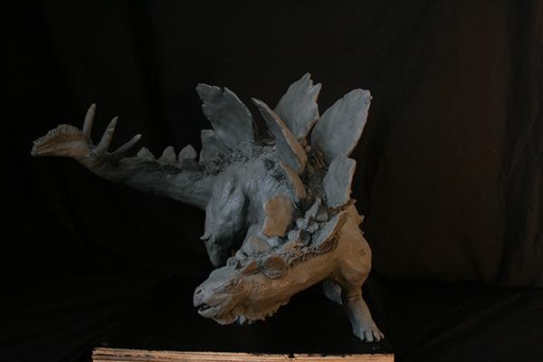 #dinosaur,#dino,#clay