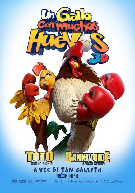 huevocartoon TOTO bankivoide lighting compositing movie poster arnold Maya