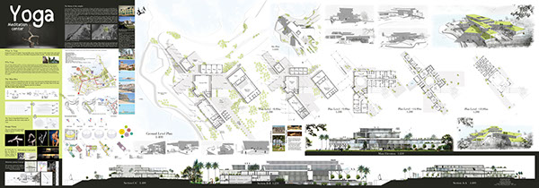 architecture thesis on meditation centre Interior architecture thesis landscape architecture thesis thai architecture  moreover the project will become a centre for transport, economy and community.
