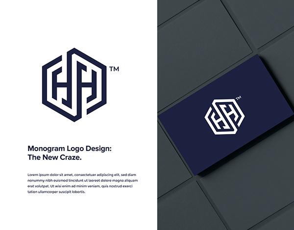 HH Monogram | | Branding | Logo Design
