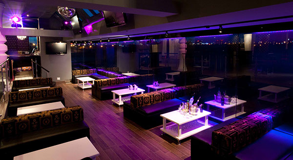 The Vue Nightclub Toronto On Behance