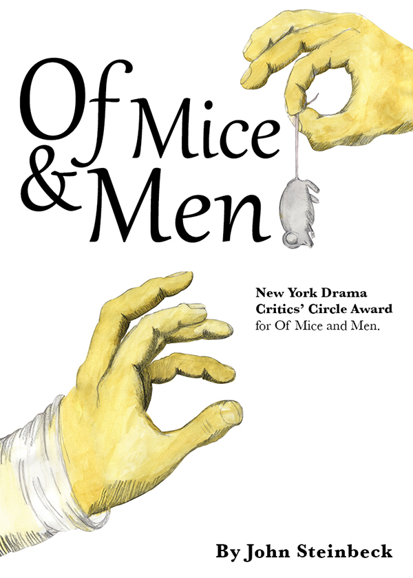 of mice and men book vs Need help on themes in john steinbeck's of mice and men check out our thorough thematic analysis from the creators of sparknotes.