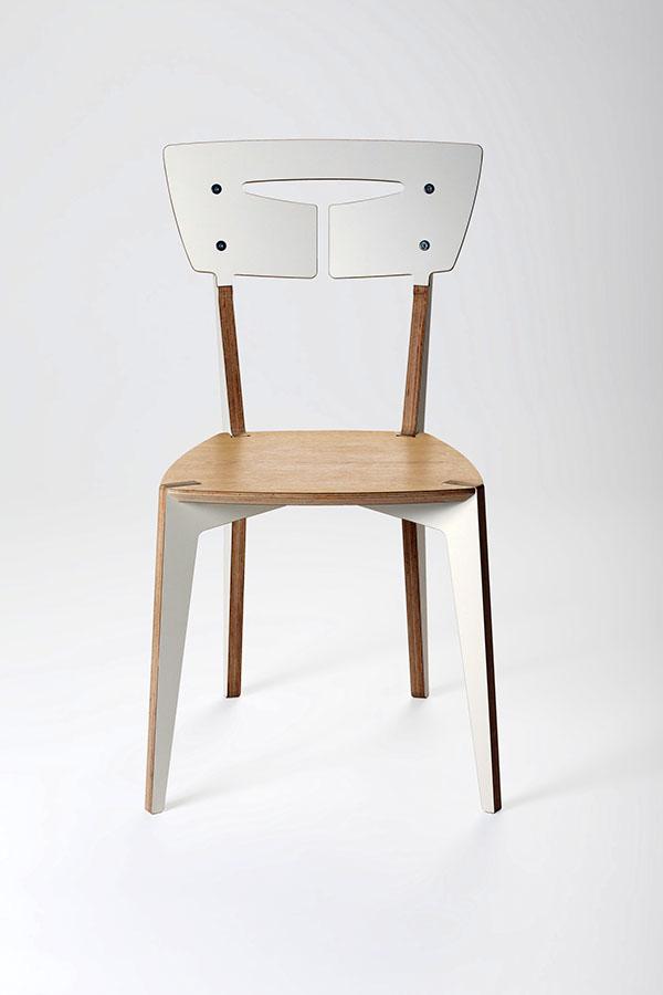 Ordinaire IWOODLIKE Aileron Chair On Behance