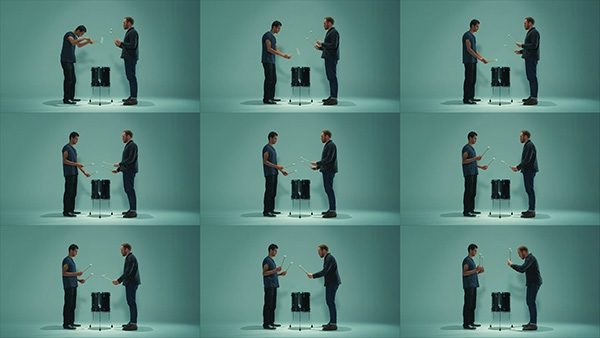 Bombay Bicycle Club carry me Interactive Music Video music video interactive