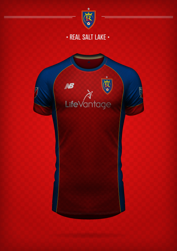 New Balance Real Salt Lake Concept Kit