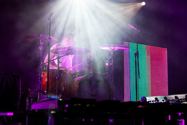 woroni Australian National University canberra the presets concert event photography