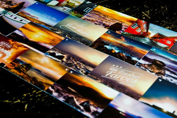 hotel  hotel streym  faroe islands  Faroes  business cards  Photography