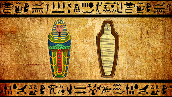 What is the mummification process?