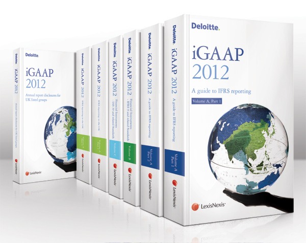 Book Cover Design Jobs London : Deloitte igaap book cover designs on behance