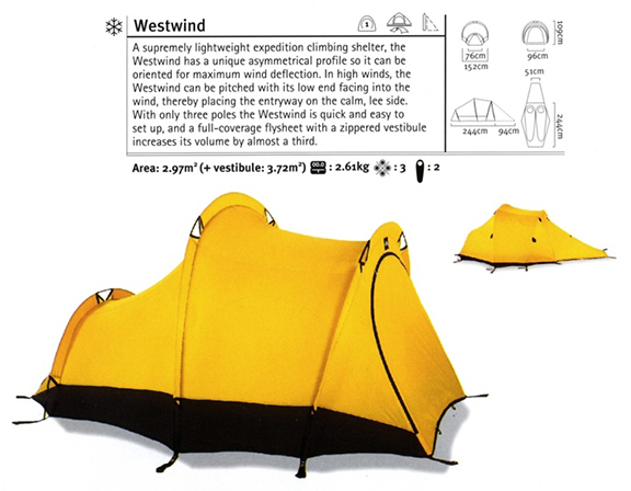 The North Face_Westwind Tent