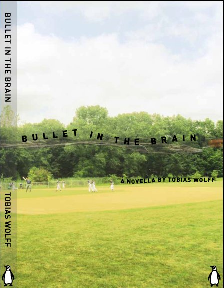 bullet in the brain by tobias wolff essay Bullet in the brain has 662 ratings and 54 reviews hákon said: the plot of this short story goes something like this: a man who is in a bank when it get.