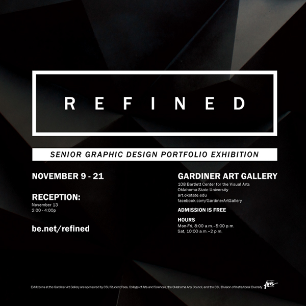Refined Exhibition On Behance