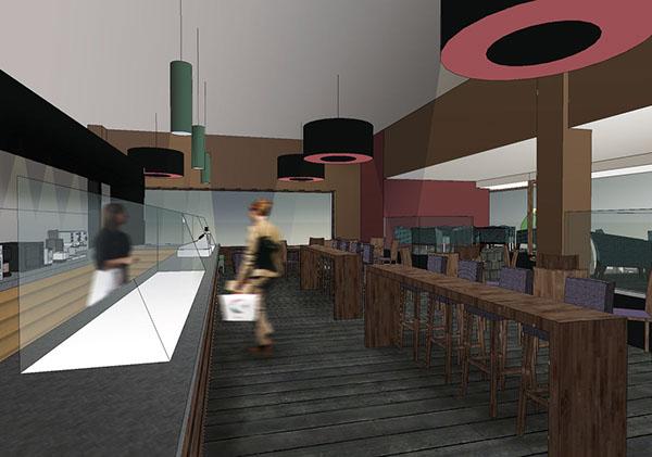 cafeteria proposal