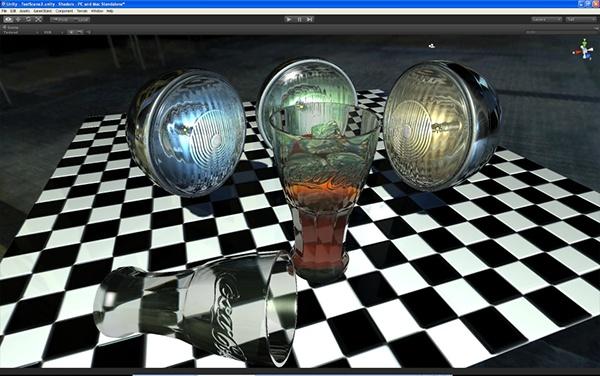 Unity Hard Surface Shaders on Behance