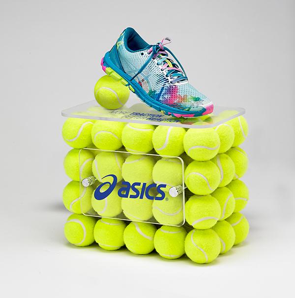 asics tennis promo