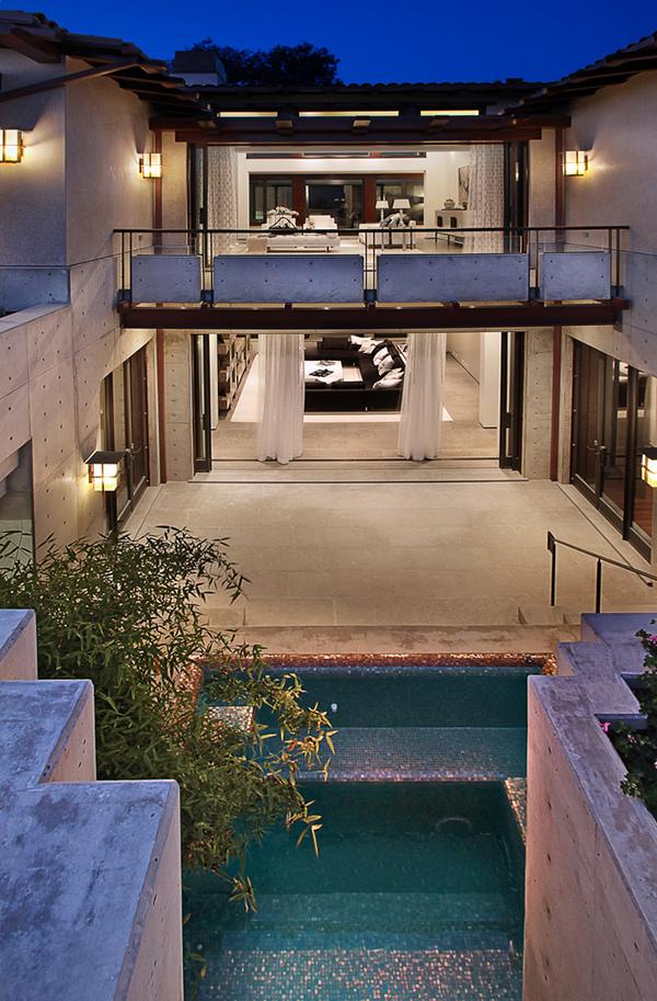Montage residence laguna beach california on interior design served for Laguna beach interior designers