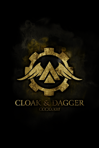 The Cloak Dagger Iphone Wallpapers On Behance