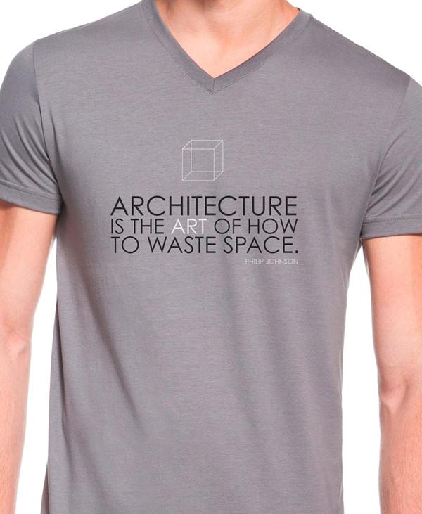 26352c8a4dfa1 Architect T-Shirts on Behance